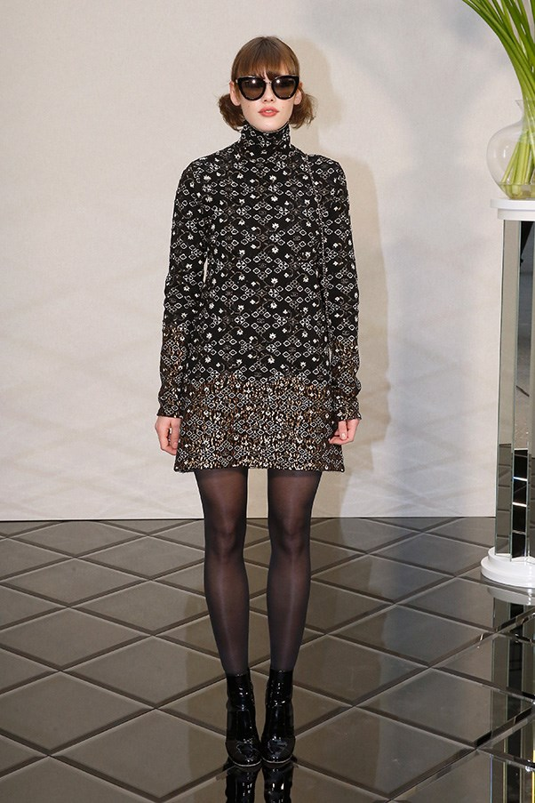 Mathilde Warnier at Chanel