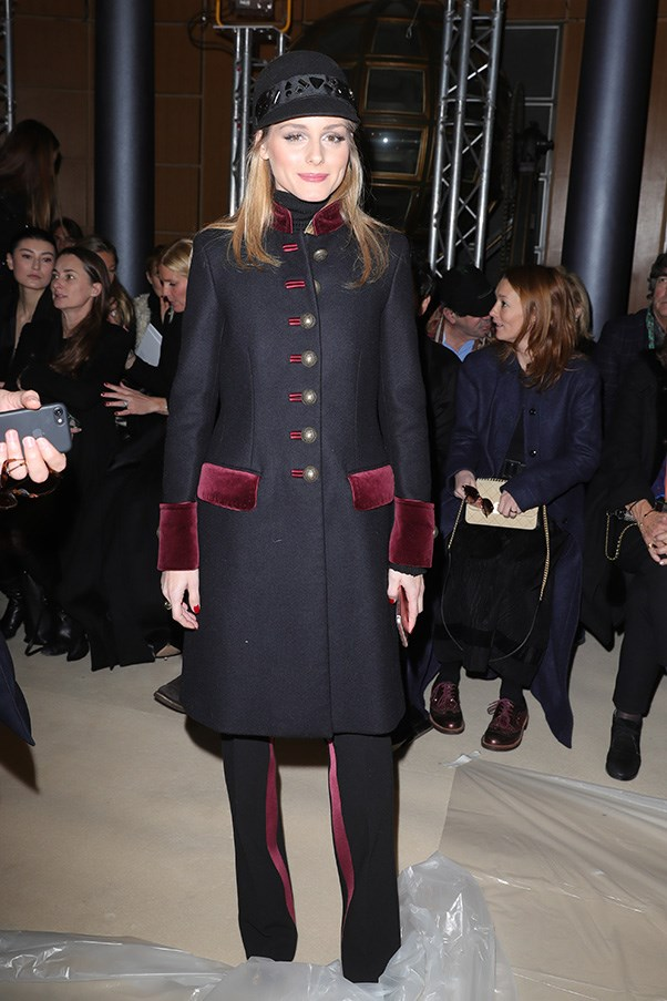 Olivia Palermo at Alexis Mabille