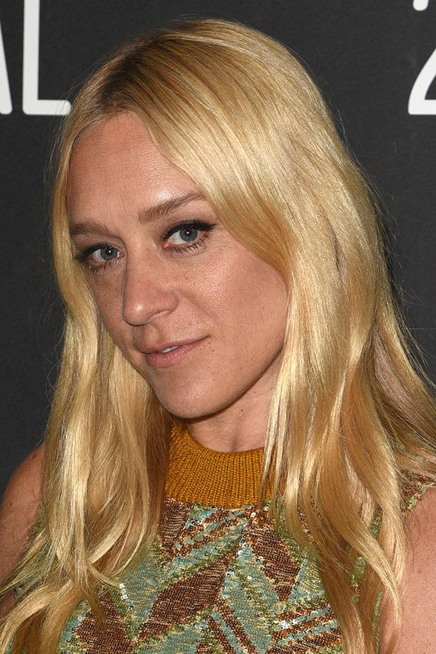 <strong>Chloë Sevigny</strong> <br> <br> A simple middle part, glowy skin and a feline flick is quintessential Chloe.