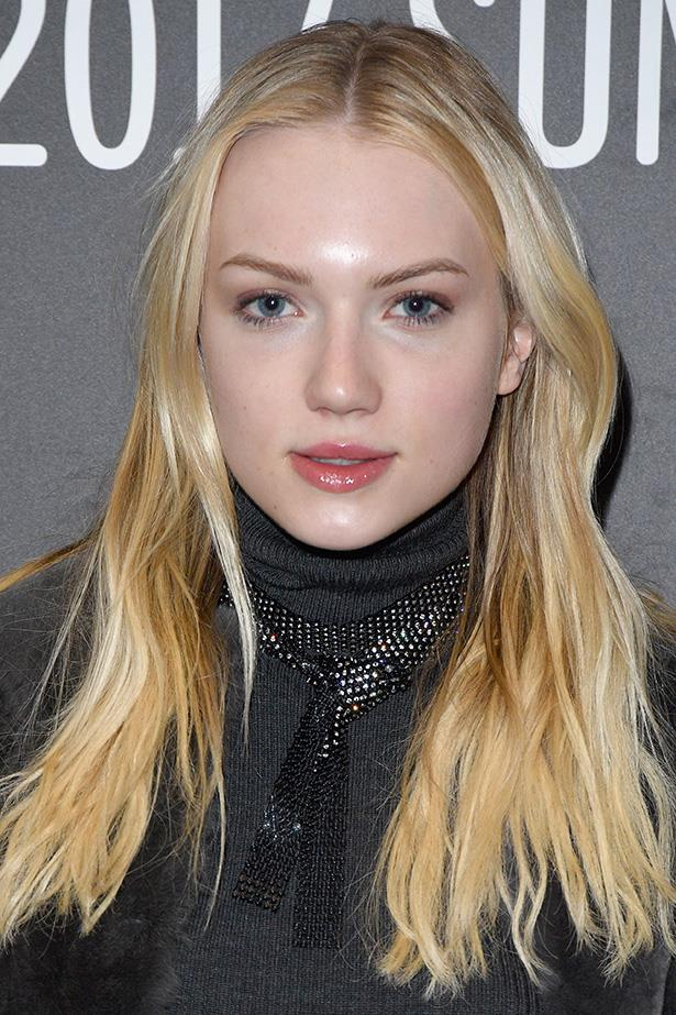 <strong>Emily Ruhl</strong> <br> <br> The actress definitely makes the case for lip gloss. Now if we can just get the number of her Dermatologist we'll be set.