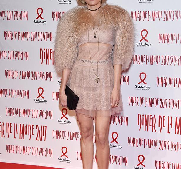 Diane Kruger at the 2014 Met Gala
