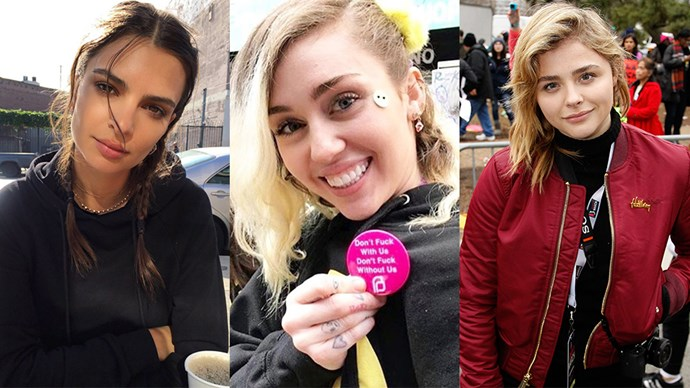 <p>Here, how celebrities are reacting to Trump's executive action order, labelled the 'Muslim Ban', which stops people from Iran, Iraq, Syria, Sudan, Yemen, Libya and Somalia from entering the United States over the next 90 days.