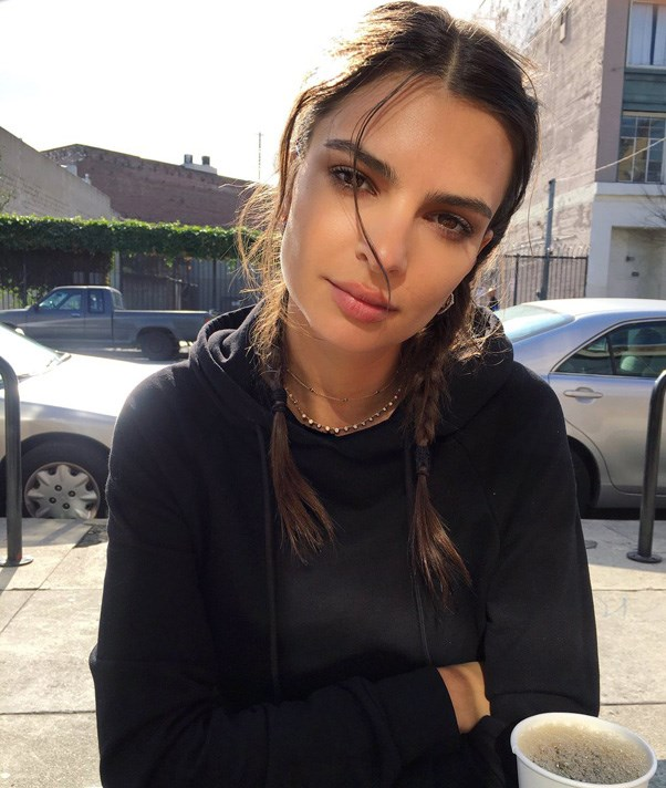<p><strong>Emily Ratajkowski</strong> <BR><BR> The model shared the #MuslimBan protest times to her Twitter account and Instagram story.