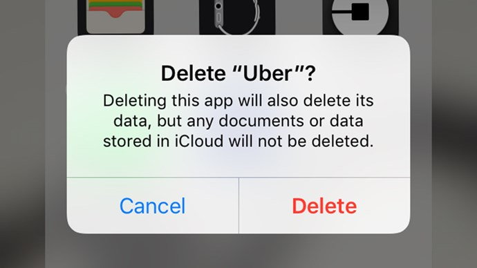 Delete Uber.