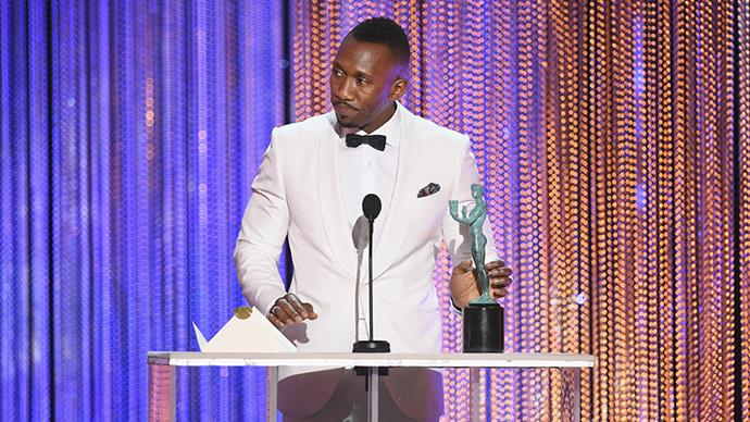 """<p><strong>Mahershala Ali</strong> <BR><BR> """"My mother is an ordained minister. I am a Muslim. She didn't do backflips when I called her and told her I converted 17 years ago. But we put things to the side and I was able to see her. She is able to see me. We love each other. The love has grown, and that stuff's minutia. It's not that important."""""""