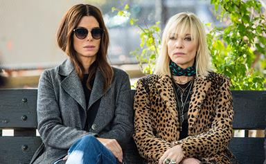The First Look At 'Ocean's Eight' Is Here—And It Looks Fabulous