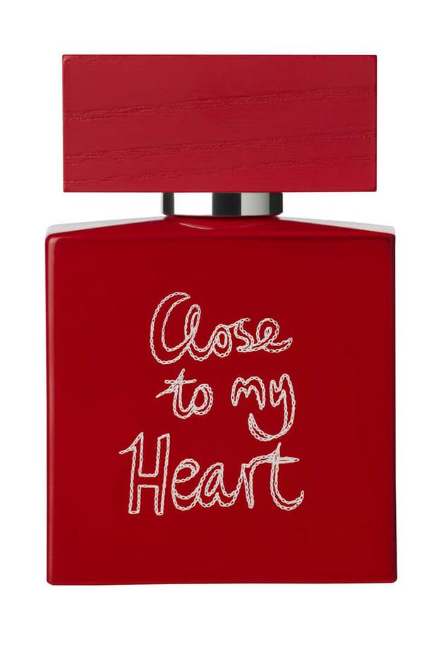 "Bella Freud Close To My Heart EDP, $172, at <a href=""http://http://mecca.com.au/bella-freud/close-to-my-heart-edp/I-024856.html?cgpath=valentines-day-gifts-for-her or http://mecca.com.au/bella-freud/loving-candle-4-x-70g/I-024106.html?cgpath=valentines-day-gifts-for-her"">Mecca</a>"