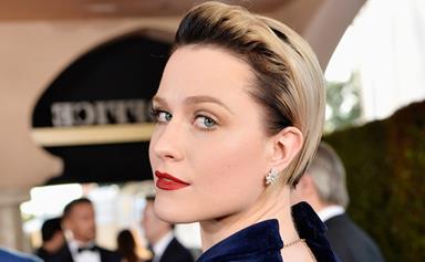 The Secret Behind Evan Rachel Wood's Flawless Skin at The SAG Awards