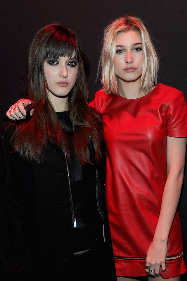 <strong>Alaia Baldwin</strong> has joined her baby sis <strong>Hailey Baldwin</strong> in the modelling game, having signed with State Management.