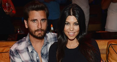 So, What Exactly Is Going On Between Kourtney Kardashian And Scott Disick?