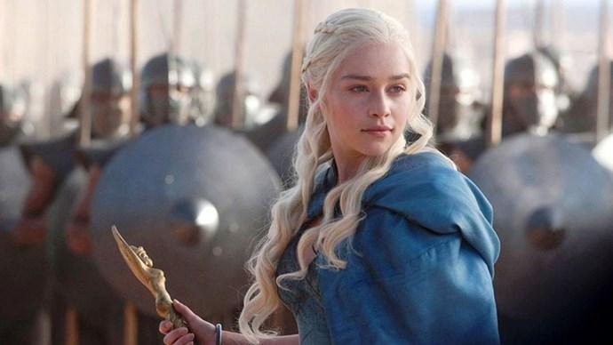 Emilia clarke teases game of thrones season 7