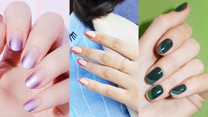 "<p><em>ELLE </em>spoke with <a href=""https://www.sallyhansen.com/"">Sally Hansen</a> global colour ambassador <a href=""http://www.mpnails.com/"">Madeline Poole</a> on the seven different types of nail shapes."