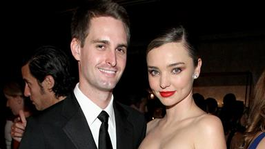 Miranda Kerr Pretty Much Implied She And Evan Spiegel Aren't Having Sex Until They Get Married