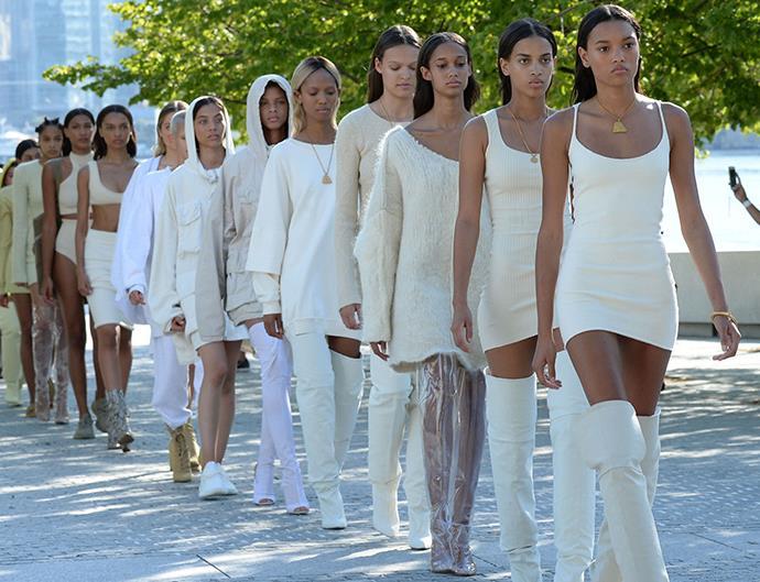New York Fashion Week Autumn Winter 17