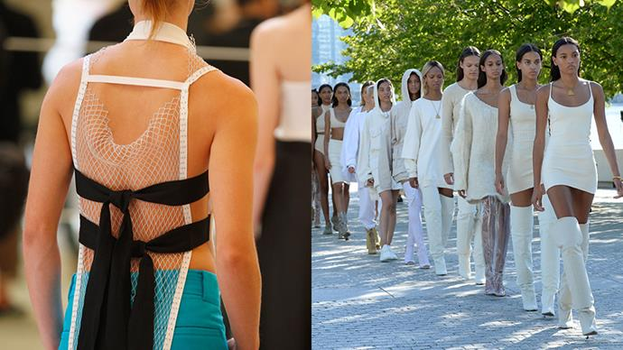 From Raf Simons Calvin Klein debut to Kanye West's already-courting-controversy Yeezy Season 5 show, these are the seven things fashion devotees should get excited about before New York fashion week.
