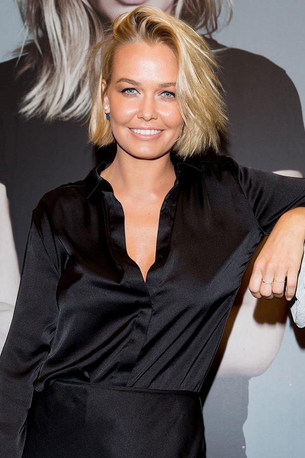 <strong>Lara Worthington</strong> <br> <br> The Bingle bob was HUGE and we want to bring it back. Almost new season, new hair slice, we say.