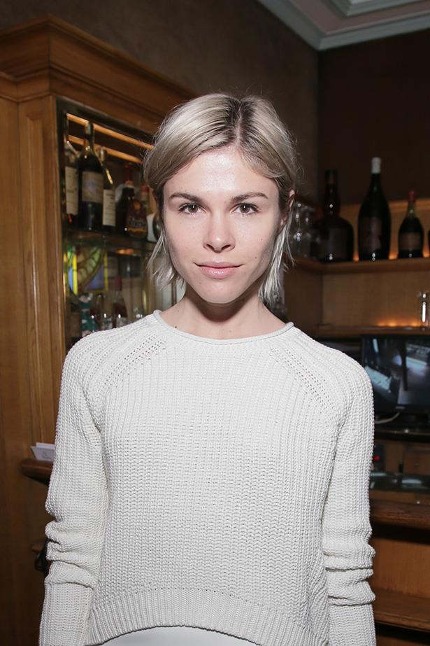 <strong>Emily Weiss</strong>  <br> <br>  The<em> Into The Gloss</em> founder's fling with platinum was all time.