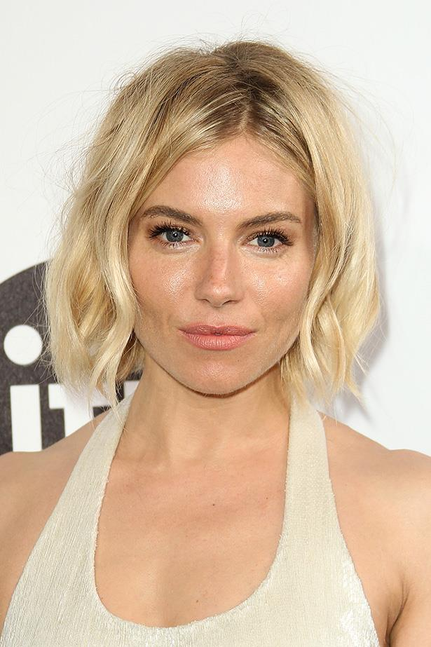 <strong>Sienna Miller</strong>  <br> <br>  The original Brit It girl <em>and</em> the best. She gave this look legs.