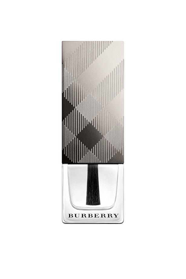 """<strong>Choose a multi-purpose base coat</strong> <br> <br> Take the time to slick this on as stained nails are the worst. A base coat creates a silky even surface that your colour polish can glide on to with ease. Go for a formula that works as a hardener and top coat too. <br> <br> Burberry Base & Top Coat, $29, at <a href=""""https://au.burberry.com/nail-protect-base-top-coat-p39006821"""">Burberry</a>"""