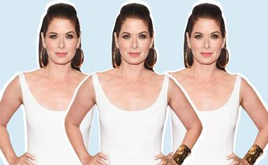 Debra Messing Was Told She Needed A Nose Job Before Kissing Keanu Reeves
