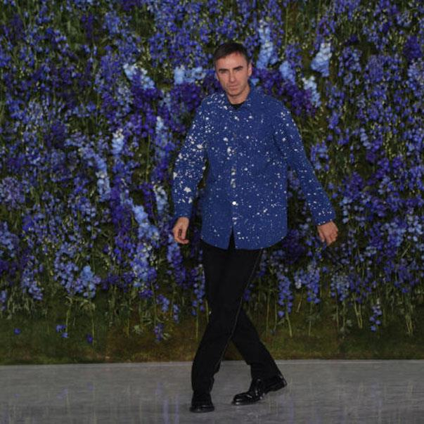 """<p><strong>Raf Simons for Calvin Klein</strong> <p>The fashion industry's reigning prophet descends with <a href=""""http://www.elle.com/culture/celebrities/a42358/raf-simons-new-calvin-klein-collection/"""">new designs for Calvin Klein</a> on Monday. There's already been so much buzz that at this point, Dior's former front man could send giant Q Tips down the runway and people would still be obsessed. Of course, our hopes are way higher. (Hauter?)"""