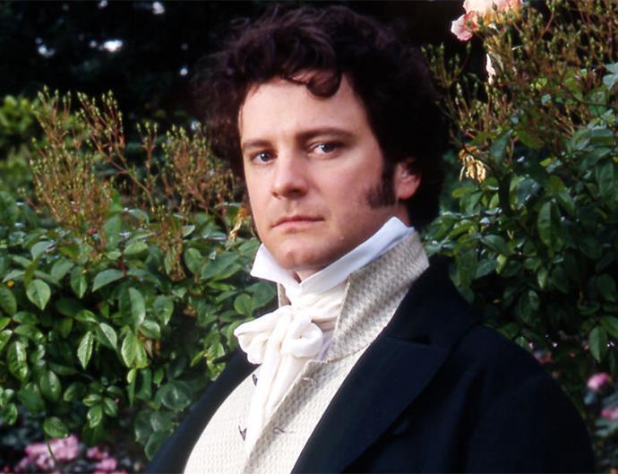 Mr Darcy.