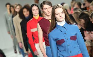 calvin klein new york fashion week