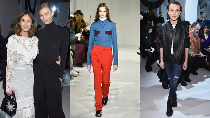 <p>Here, every must-see moment from Raf Simons' Calvin Klein debut at New York fashion week.