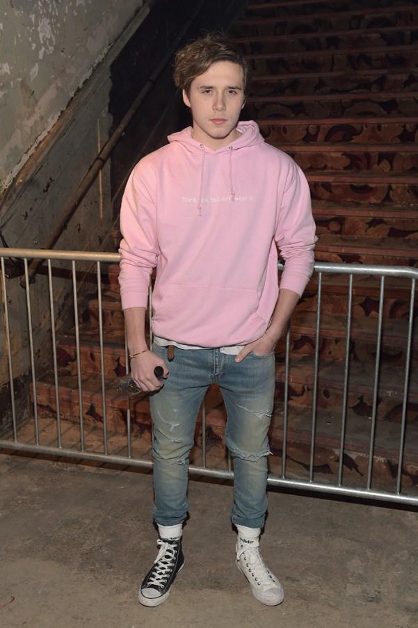 <p>Brooklyn Beckham