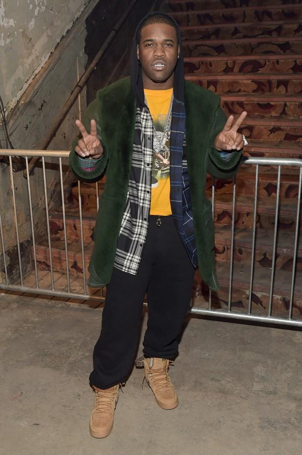 <p>A$AP Ferg