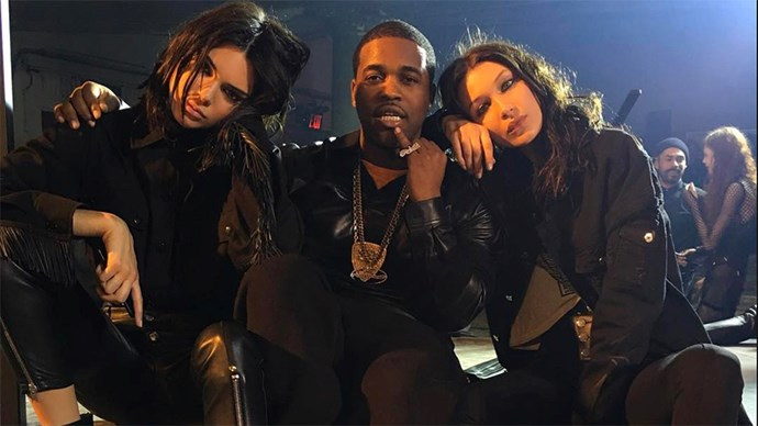 Here, the best after party action from New York fashion week autumn/winter 2017. <BR><BR> Kendall Jenner, A$AP Ferg and Bella Hadid at Alexander Wang