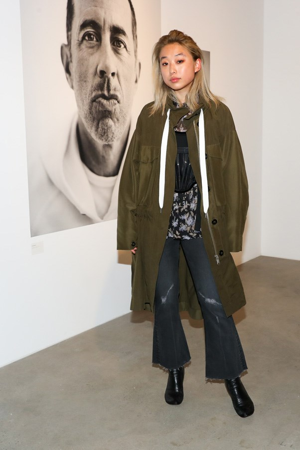 <P><strong>RAG & BONE</strong> <BR><BR> Margaret Zhang