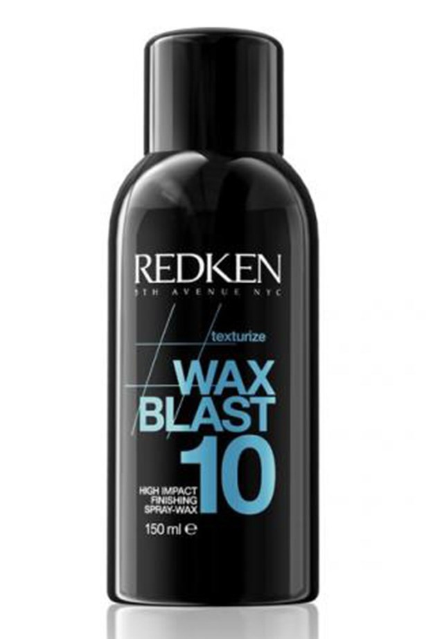 """The waves were matte, deconstructed, and the roots were lifted with this wiz of a product. <br> <br> Redken Wax Blast 10, $32.95, at <a href=""""http://https://www.adorebeauty.com.au/redken/redken-wax-blast-10.html?CAWELAID=255000110000110723&CAGPSPN=pla&CAAGID=45902060064&CATCI=aud-55941486023:pla-61425784024&gclid=CjwKEAiArIDFBRCe_9DJi6Or0UcSJAAK1nFvy1jzP6WKtIxcvqINbpk2yIZOZ17FgKLnSDPAjACf9BoCzN7w_wcB"""">Adore Beauty</a>"""