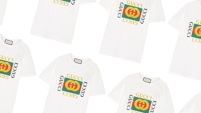 Looking to get your hands on a Gucci tee, but want something a little out of the ordinary? Try these.