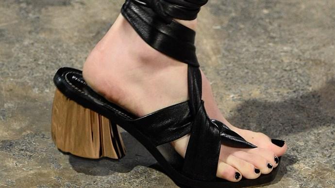 Shoes New York Fashion Week