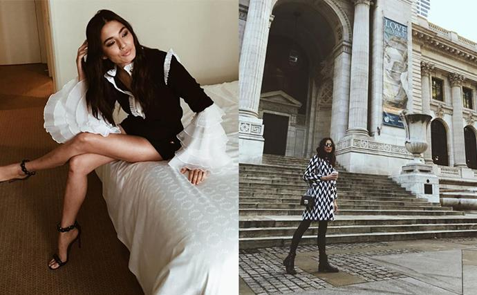 Jessica Gomes New York Fashion Week