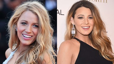 Blake Lively Wasn't A Fan Of Her Famous Bronde Hair