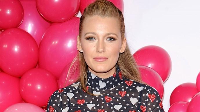 Blake Lively Anita Ko arrow earring