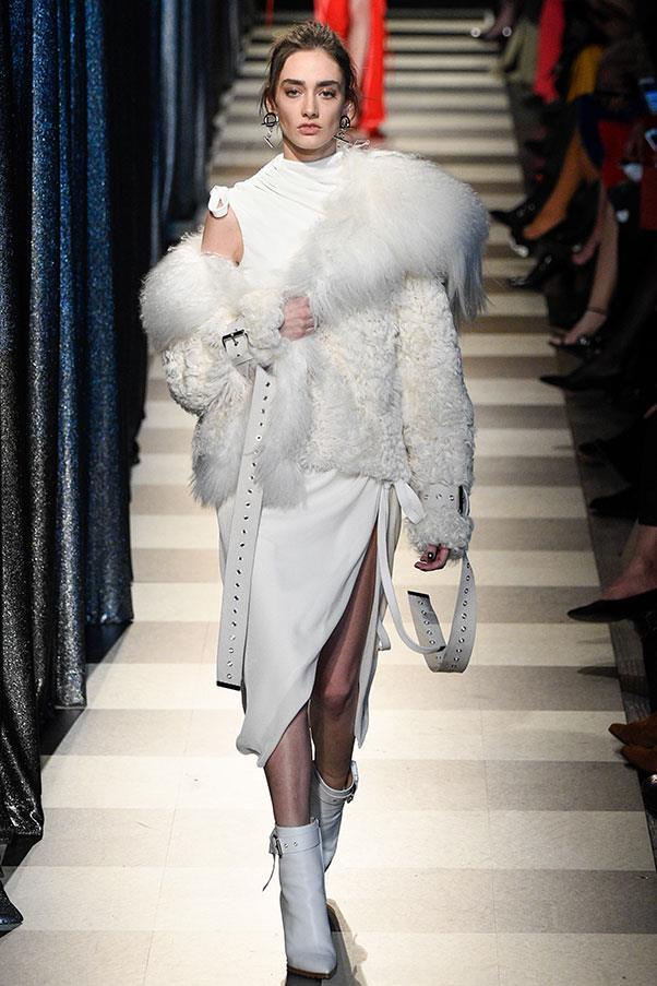 This coat at Monse.