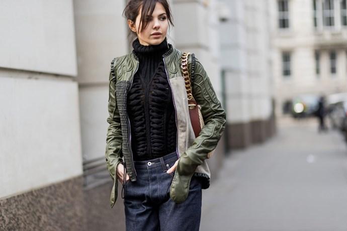 best street style london fashion week