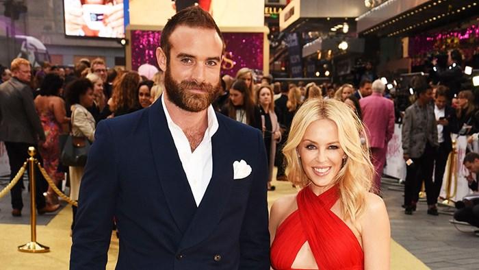 Kylie Minogue Joshua Sasse split