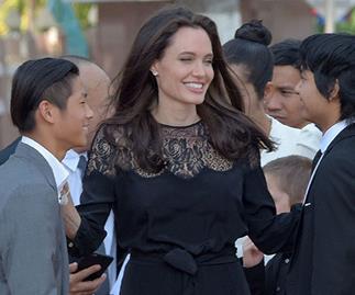 Angelina Jolie Cambodia