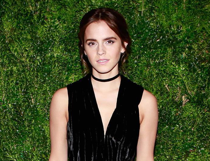 Emma Watson new Instagram