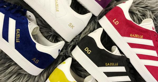 You can now get Adidas sneakers monogrammed with your initials ... e4863681f