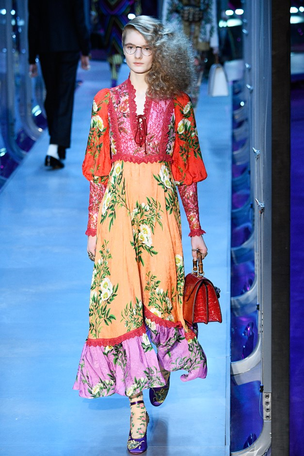 Gucci's dedication to the '70s continues.