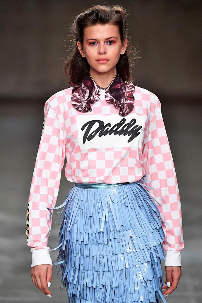 'Daddy' shirts at Henry Holland.