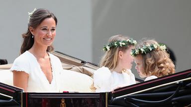 Giles Deacon Addresses Those Pippa Middleton Wedding Dress Rumors