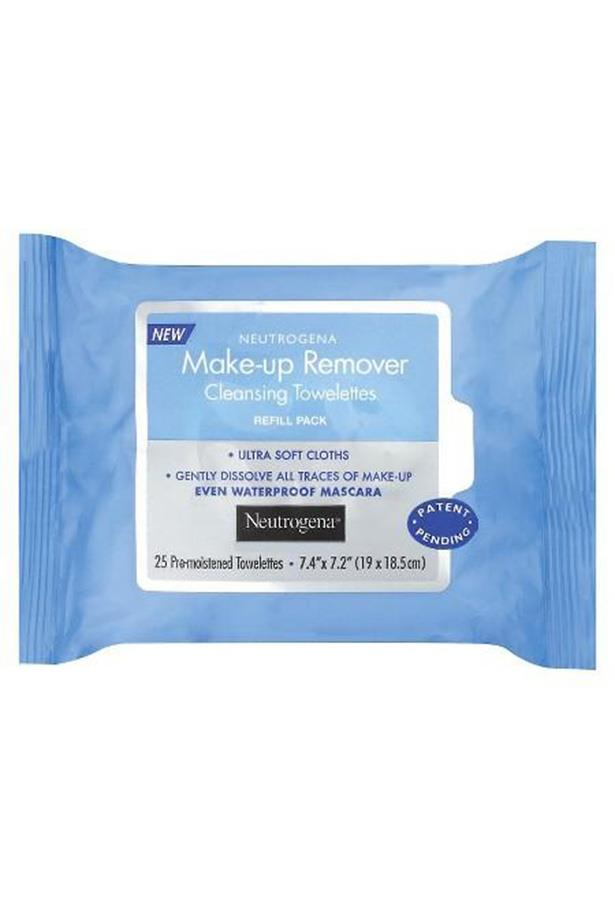 "Neutrogena Makeup Remover Cleansing Towelettes, $25.48, at [Amazon](https://www.amazon.com/dp/B00MLBPDQ2/?smid=ATVPDKIKX0DER&tag=rewardstyle-20&linkCode=df0&creative=395093&creativeASIN=B00MLBPDQ2&ascsubtag=i7JfovY5iL-~9EWvS--2938987079&th=1|target=""_blank""