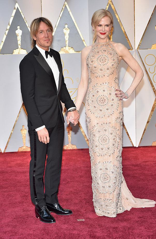 <p>Keith Urban and Nicole Kidman