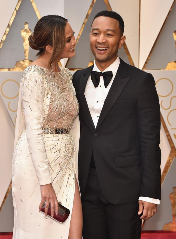 <p>Chrissy Teigen and John Legend